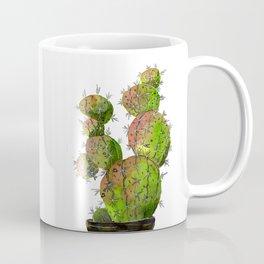 Big Old Stingy Cactus Coffee Mug