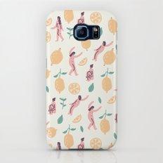 We love lemons Galaxy S6 Slim Case