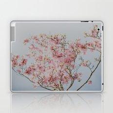 Pink Magnolias Laptop & iPad Skin