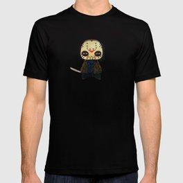 A Boy - Jason ( Friday the 13th) T-shirt
