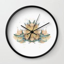 Inkdala XXVII - Psychology Art Wall Clock