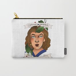 Dorothy Crowfoot Hodgkin Carry-All Pouch