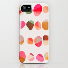 Painted Pebbles 5 iPhone (5, 5s) Slim Case