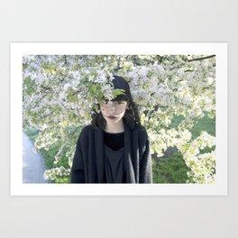 Smooth Romance Art Print