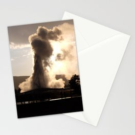 Old and Still Faithful Stationery Cards