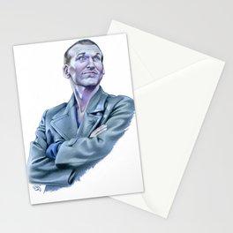 Starstruck Nine (white background) Stationery Cards