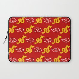 Chinese red gold 3 Laptop Sleeve