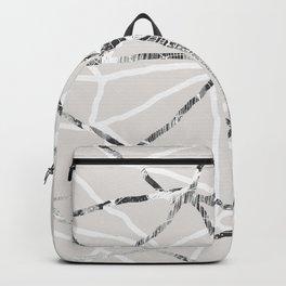 Triangular grid Backpack