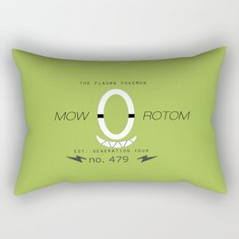 Rotom (Mow) Rectangular Pillow