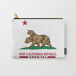 New California Republic Carry-All Pouch