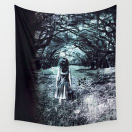 A scary unknown by GEN Z Wall Tapestry