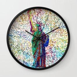 the Liberty Wall Clock
