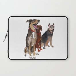 watercolor dog vol2 Pointer, Coonhound, Alaskan Laptop Sleeve