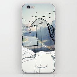 Viagem#2 iPhone Skin
