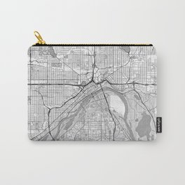 St Paul Map Line Carry-All Pouch