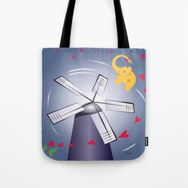 Flying Dutchman Tote Bag