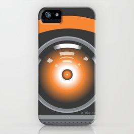 eye 9000 iPhone Case