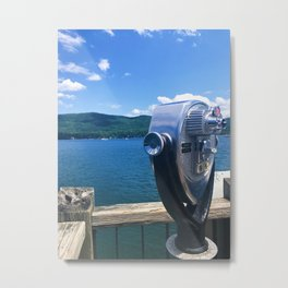 Lake George - view 2 Metal Print