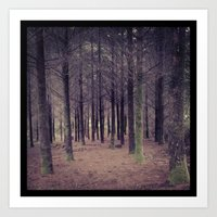 "narnia Art Prints featuring Auntie's ""Narnia"" by Art by Christina MC"