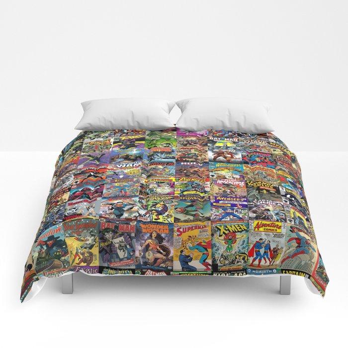 Comic Books Comforters