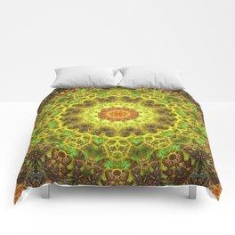 Dimensional Transition Mandala Comforters