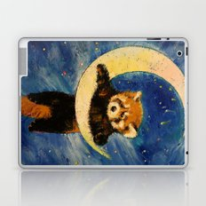 Red Panda Stars Laptop & iPad Skin