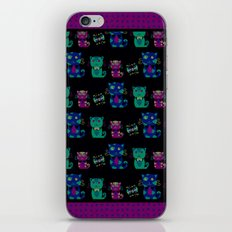 Business Cats iPhone & iPod Skin