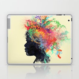 Wildchild (aged ver) Laptop & iPad Skin