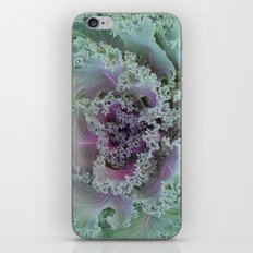Cabbage Fractal iPhone & iPod Skin