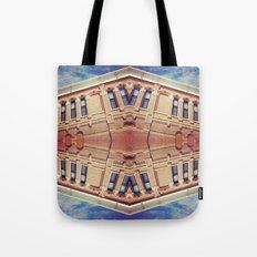 Building Center Tote Bag