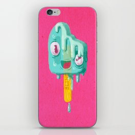Melty Popsicle iPhone Skin