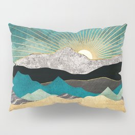 Peacock Vista Pillow Sham