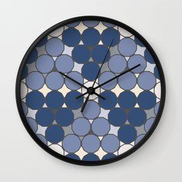 Dodecagon Constellation Wall Clock