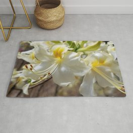 Rhododendron In Spring Rug