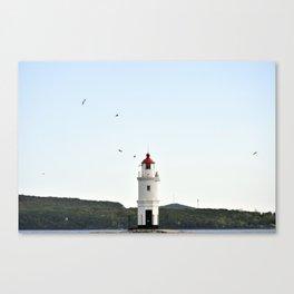 Tokarevsky Beacon Canvas Print