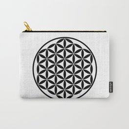 Pure Energy The Flower of Life Carry-All Pouch