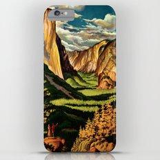 Yosemite National Park - Vintage Travel iPhone 6s Plus Slim Case