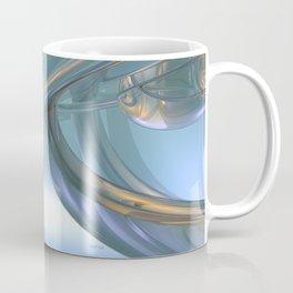 Traveling Through Time Coffee Mug