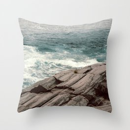 Until The End Throw Pillow