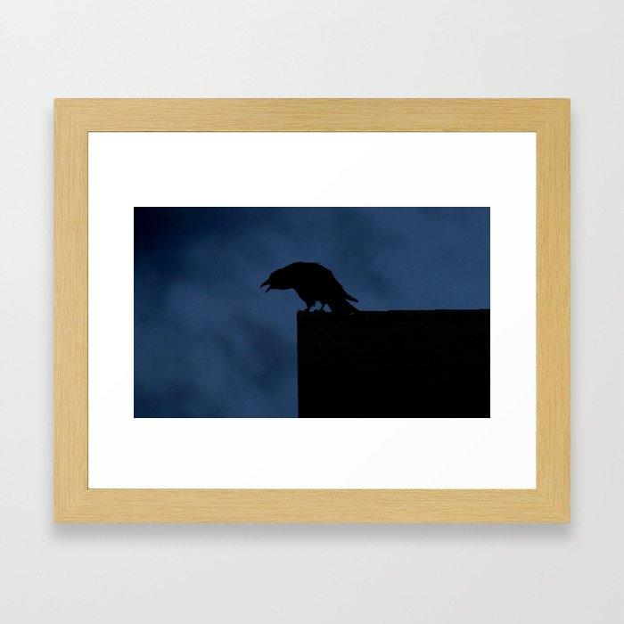 Keeper of the Gate Framed Art Print