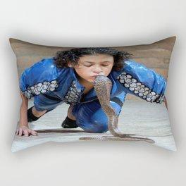 Kiss My Asp Rectangular Pillow