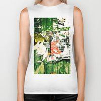 movie posters Biker Tanks featuring posters 2 by Renee Ansell