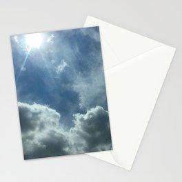 Wispy Clouds Stationery Cards