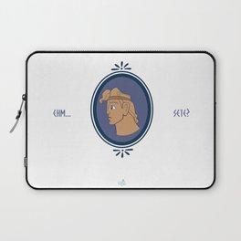 Bibitone greco Laptop Sleeve