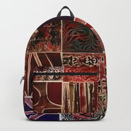 Quilt of a Sort Backpack