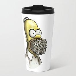 Homer Simpson [File Photo] Travel Mug