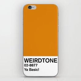 Ya Basic! iPhone Skin