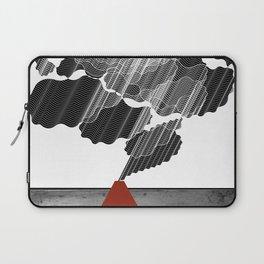 Little Red Volcano Laptop Sleeve