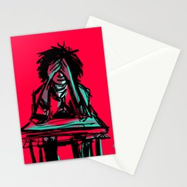The Transgression Edict Stationery Cards