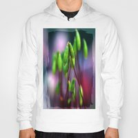 moss Hoodies featuring Moss  by LoRo  Art & Pictures